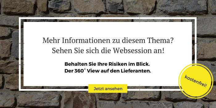 Download der kostenlosen Websession mit Fokus auf SAP Ariba