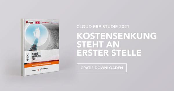 Cloud ERP Studie