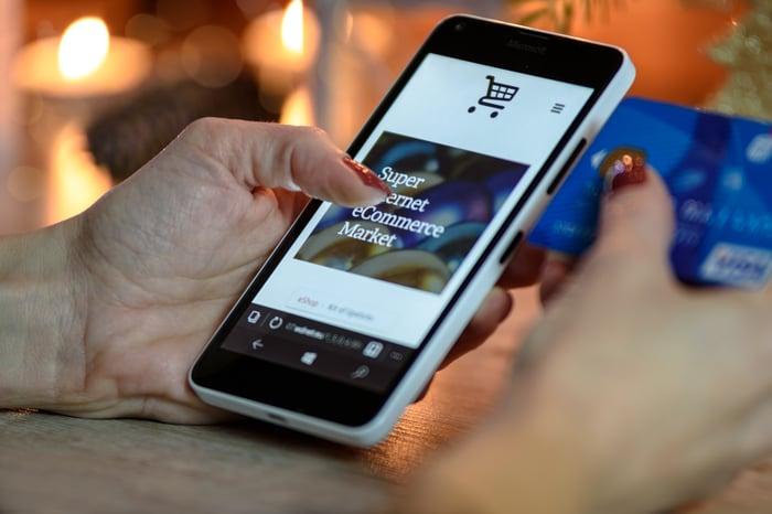 Vermutlich werden zukünftig Preise über Augmented-Reality-Anwendungen verglichen