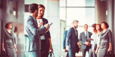 Dieser Beitrag handelt von Digitalisierung, Modern Workplace, Prozessmanagement und Unternehmenskultur