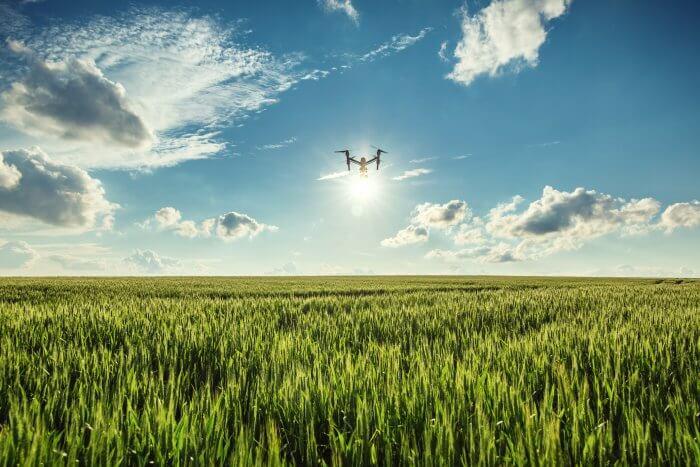 Drohnen sind beliebte Technologien