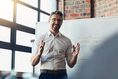 Agile Projektmethoden nutzen und klare Ziele definieren ist das A und O (Quelle: iStock/ PeopleImages).