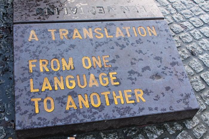 Echtzeit Übersetzung ist ein weiterer IT-Trend