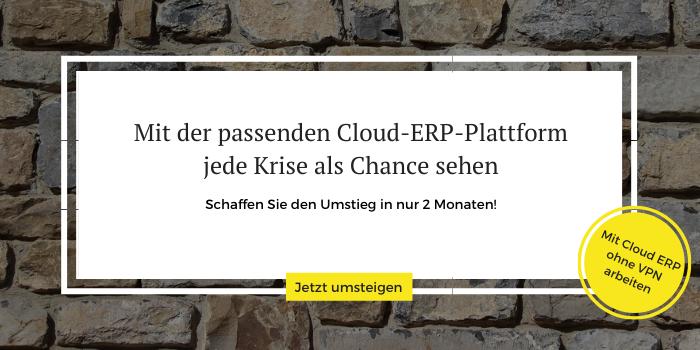 Mehr Informationen zu Cloud-ERP-Systemen