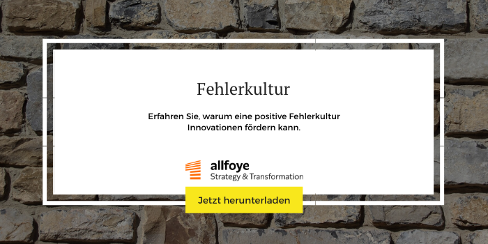 """Mehr Informationen und Downloads zum Thema """"Fehlerkultur"""""""