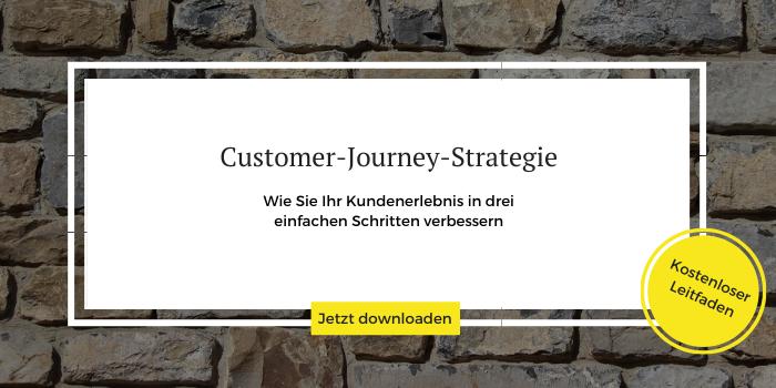 Schaffen Sie nahtlose Kundenreisen in einer digitalen Welt