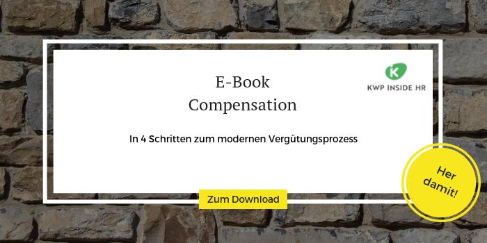 Download E-Book: In 4 Schritten zum modernen Vergütungsprozess