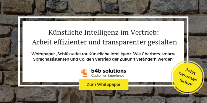 """Whitepaper """"Schlüsselfaktor Künstliche Intelligenz"""" zum Download"""