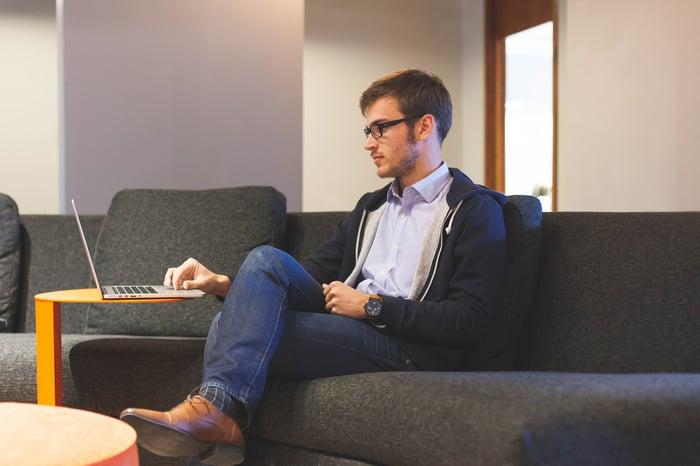 Konzentriertes Arbeiten für Entwickler passiert oft in einer ruhigen Nische