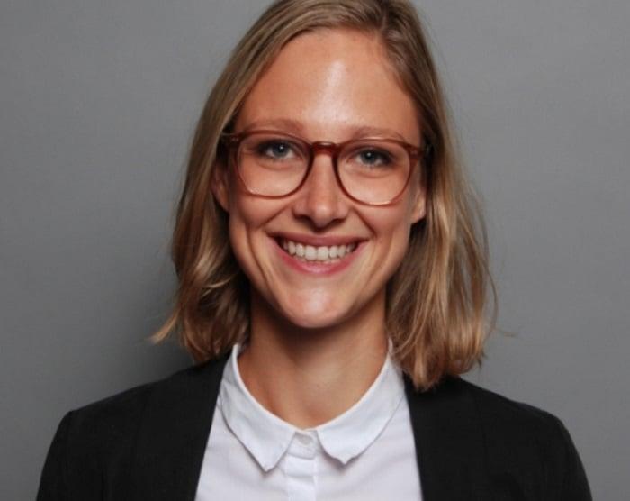 Lea Schumacher, Marketing Managerin bei Microsoft
