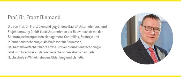 Prof. Dr. Franz Diemand