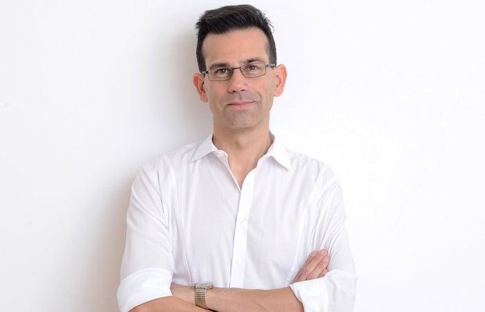 Manuel Bach vom Bundesamt für Sicherheit in der Informationstechnik (BSI)