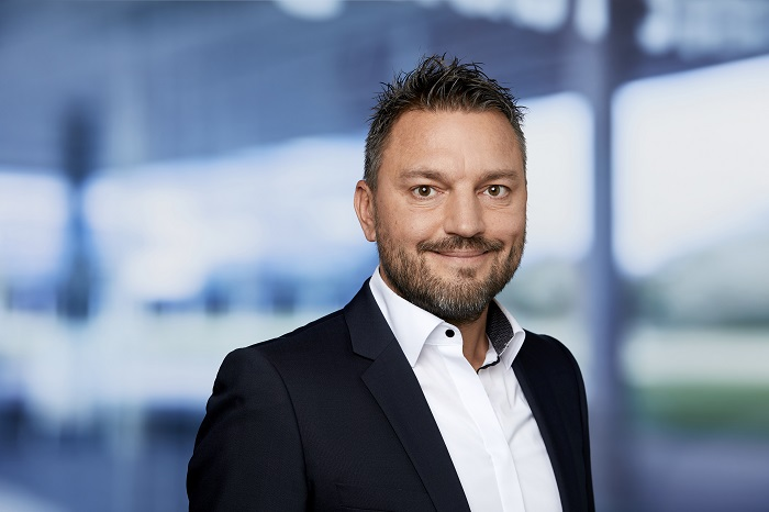 Andreas Schindler, Executive Architect und Director Cybersecurity & Compliance