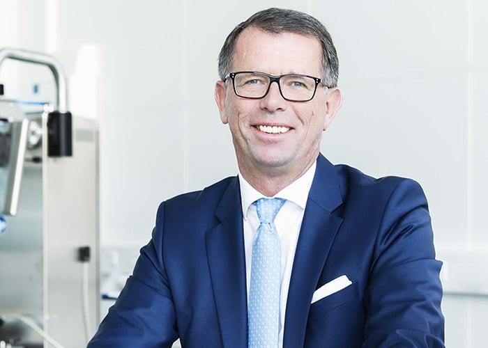 Christian Traumann, CFO beim Verpackungshersteller Multivac