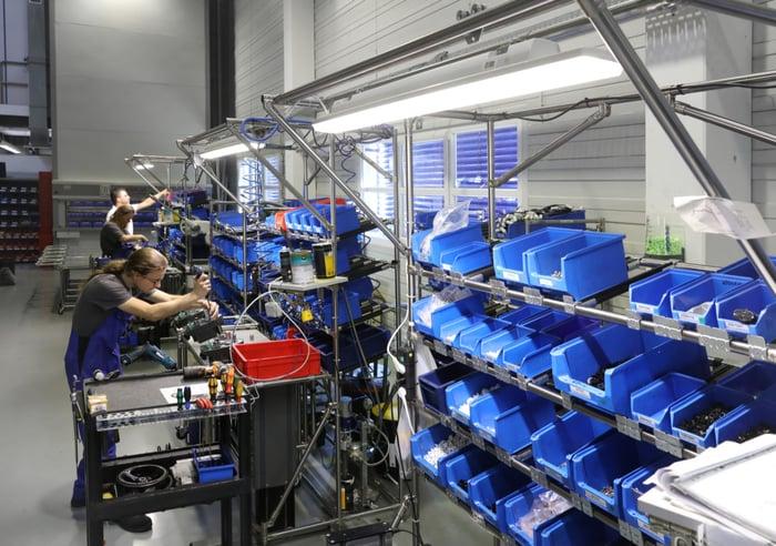 Produktion-Fertigung-Elektrik-Elektronik-Kompetenzzentrum Kaiserslautern-Sell