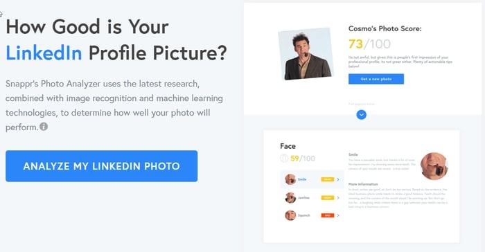 Wie gut ist Ihr LinkedIn-Profilbild?