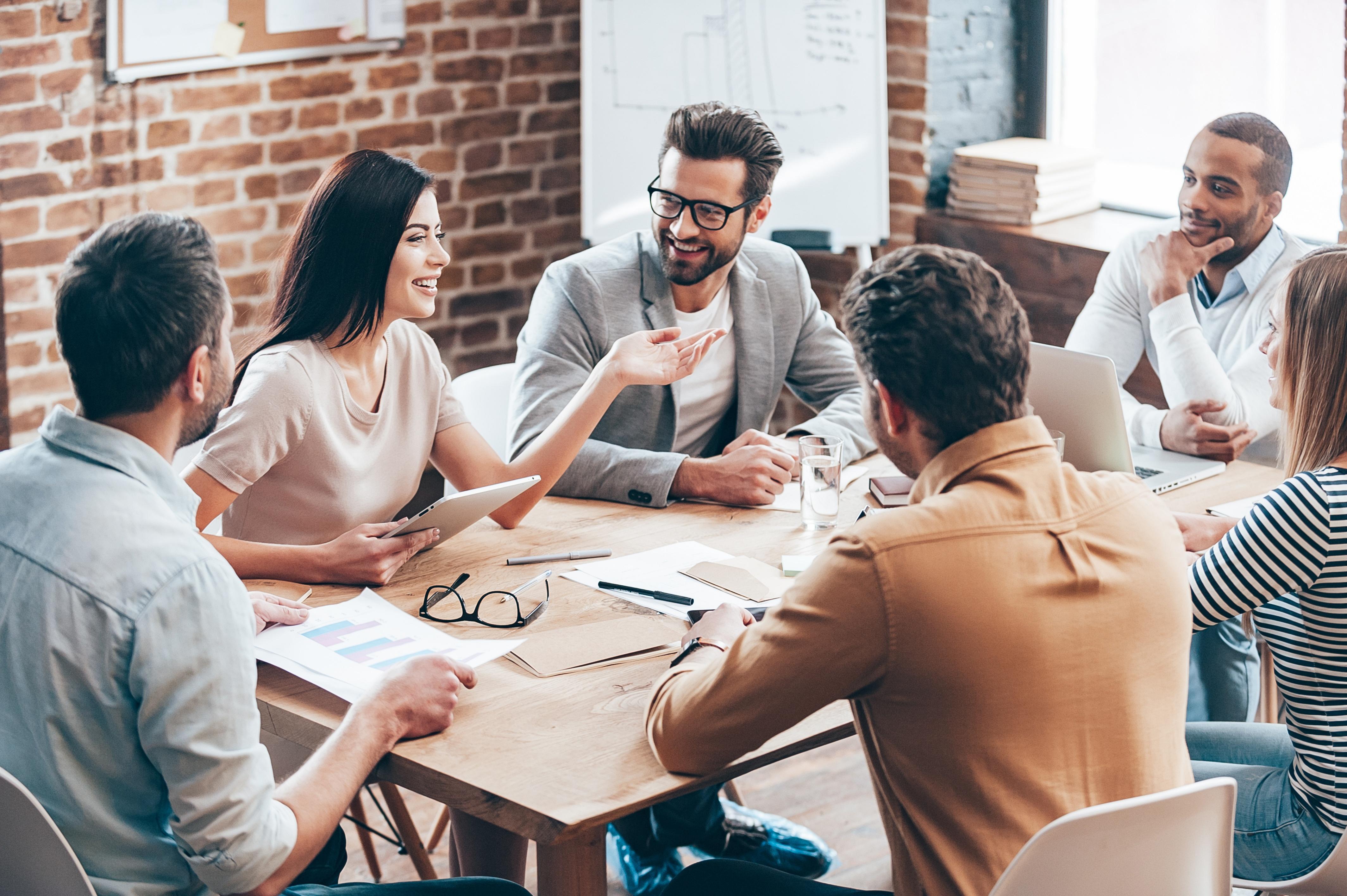 Planungslösungen sind oft Teamlösungen