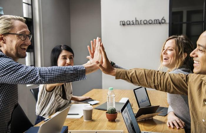 Die Wahl des richtigen Partners kann das entscheidende Element sein