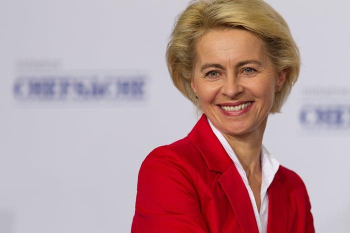 Ursula von der Leyen hat in Sachen Digitalisierung große Pläne