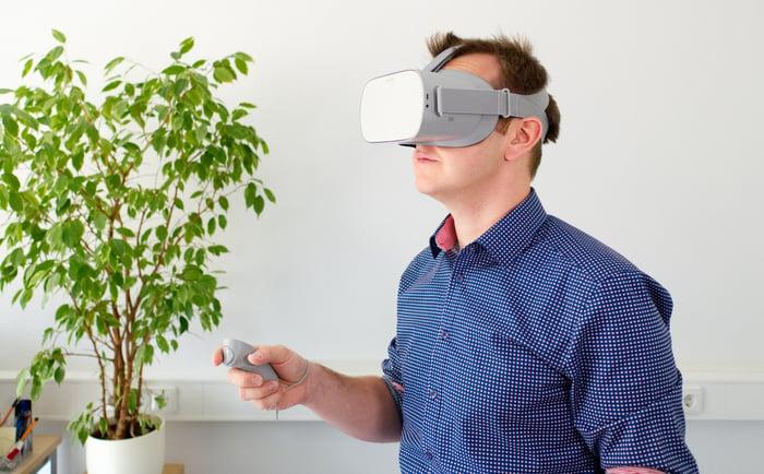 Daten- und VR-Brillen könnten auf absehbare Zeit die PC-Maus ersetzen