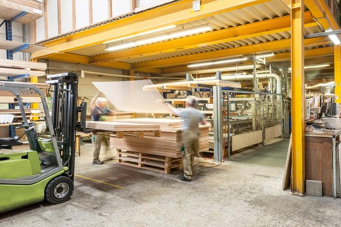 Variotec produziert unter anderem hochwertige Vakuumdämmplatten